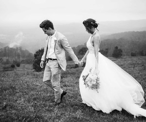 wedding, gabriel conte, and jess and gabriel image