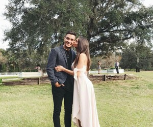 couple, jess conte, and love image