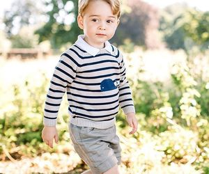 baby, prince george, and cute image