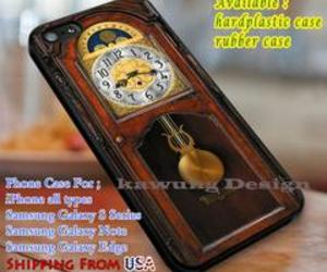 old clock, phone covers, and samsunggalaxynote3 image