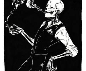 skull, wallpaper, and wallpapers image