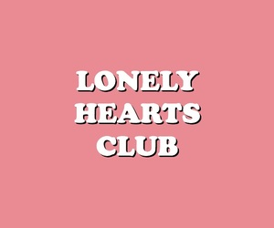 lonely hearts club, marina and the diamonds, and pink image