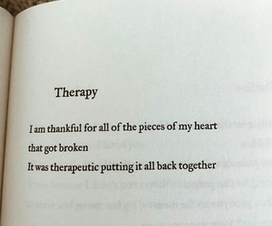 grateful and therapy image