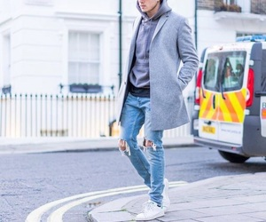 boys, fashion, and jeans image