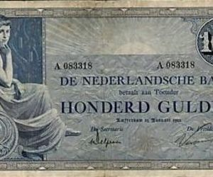billetes, paises bajos, and banknotes image