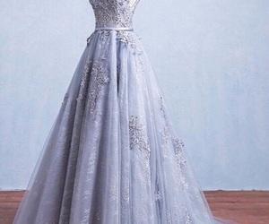 dress and sleeveless prom dresses image