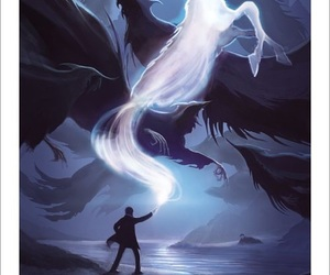 harry potter, patronus, and hp image