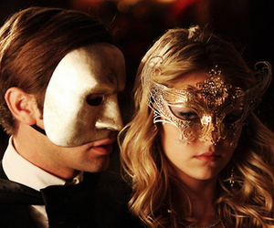 Chace Crawford, mask, and masquerade image
