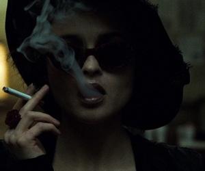 smoke, cigarette, and fight club image