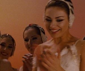 black swan, Mila Kunis, and film image