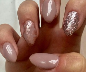 design, nails, and sparkle image