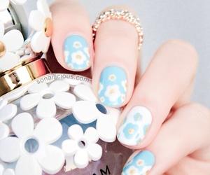 blue, daisy, and Dream image