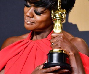 actress, viola davis, and oscars image