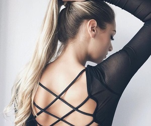 ballet, body, and dress image