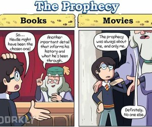 funny, harry potter, and fandom image