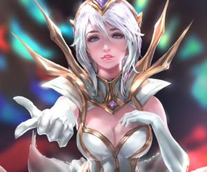 art, lux, and elementalist image