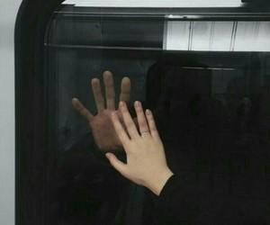 amor, bye, and couple image
