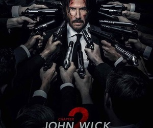 john wick: chapter 2 and keanu reeves image