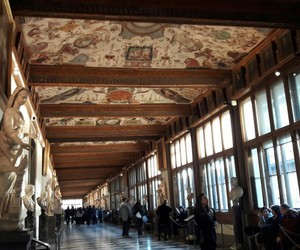 art, florence, and gallery image