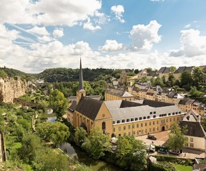 europe, wanderlust, and luxembourg image