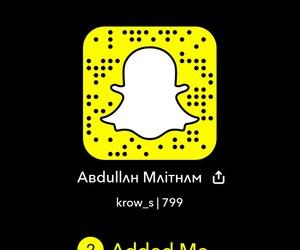 arab, snapchat, and كﻻم image
