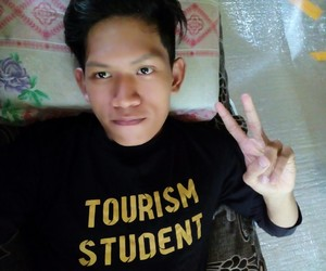asian, students, and tourism image