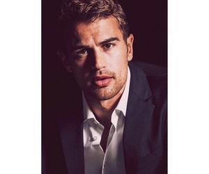 handsome, theo james, and perfect image