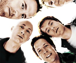 simple plan and pierre bouvier image