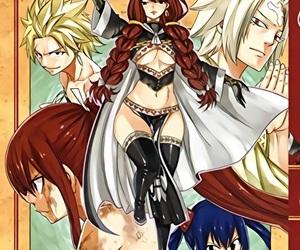 anime, manga, and wendy image
