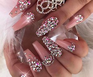 girly, glitter, and lovely image