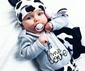 life, bébé, and lové image