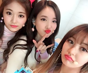 kpop, momo, and sana image