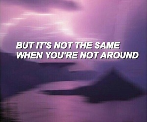 quotes, purple, and tumblr image