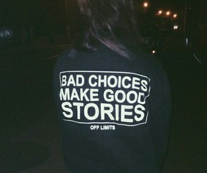 quote, girl, and stories image