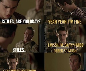 miss, teen wolf, and dylan o'brien image