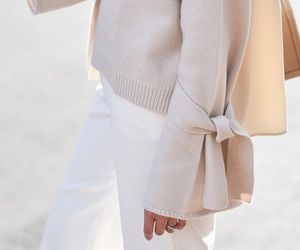 beige, street style, and fashion image