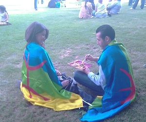 couple, love, and amazigh image