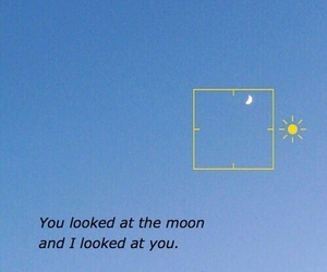 quotes, moon, and aesthetic image