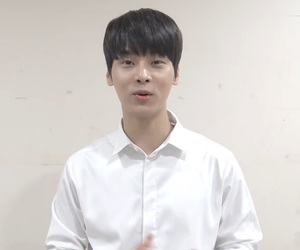 n, cha hakyeon, and low quality image