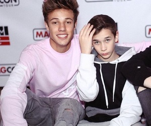 cameron dallas, magcon, and brandon rowland image
