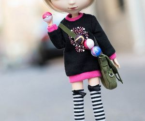 doll, pullip, and obitsu image