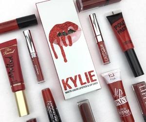 lipstick, girly, and amazing image