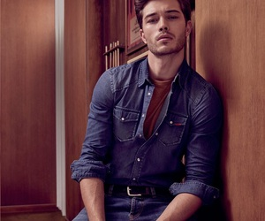 boy, handsome, and Francisco Lachowski image