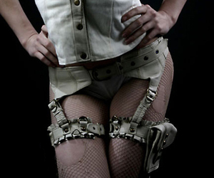 suspender belt image