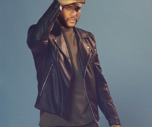 gorgeous man and the weeknd image