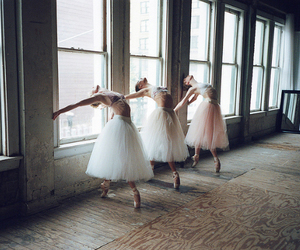 ballet, dance, and beauty image