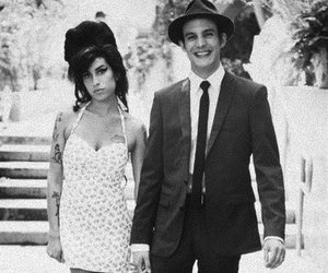 Amy Winehouse, couple, and love image