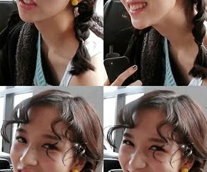 colours, korean girl, and momo image