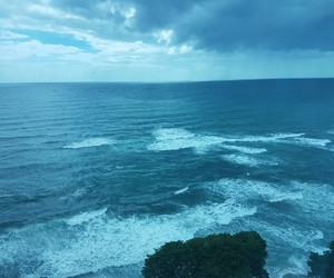 blue, Dominican Republic, and hotel view image