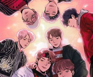bts, not today, and jin image